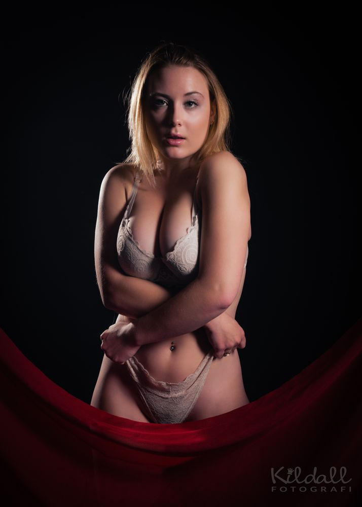Photo in Fashion with model Camilla N #model #beautiful #sexy #female #woman #sensual #erotic #seductive #tits #skin #color #danish #underwear #kildall fotografi