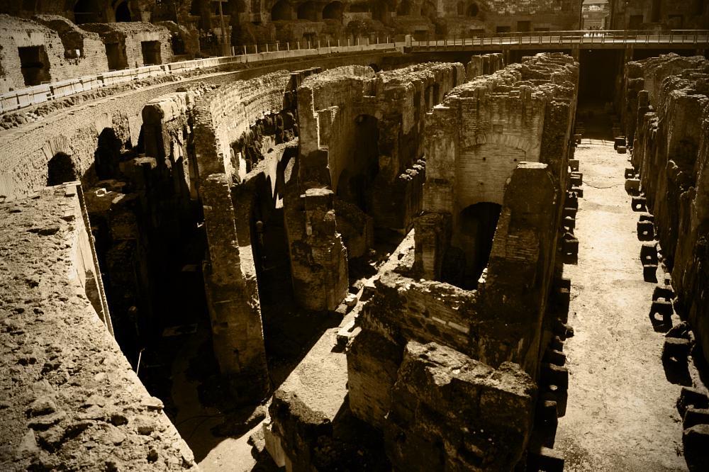 Photo in Travel #rome #colosseum #amphitheater