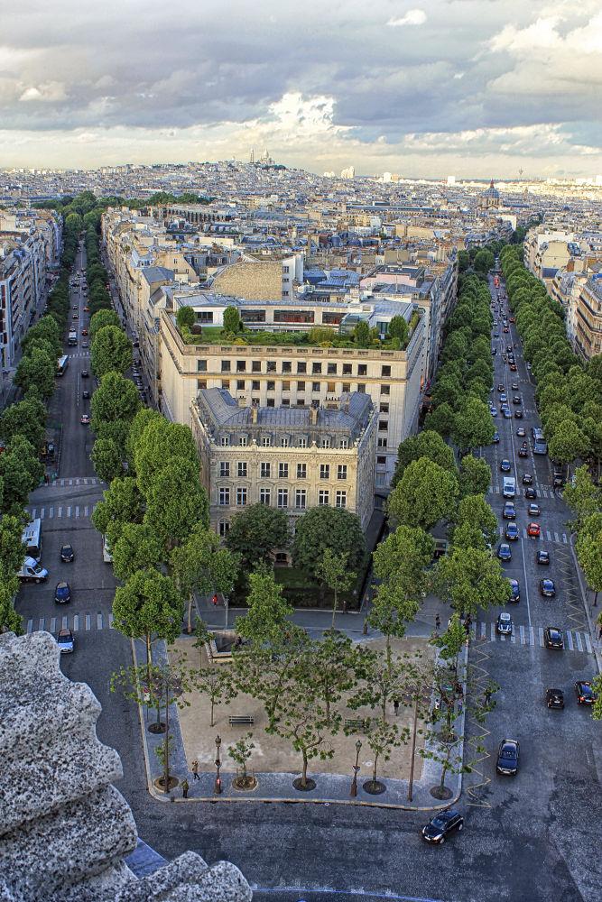 Photo in Cityscape #paris #france