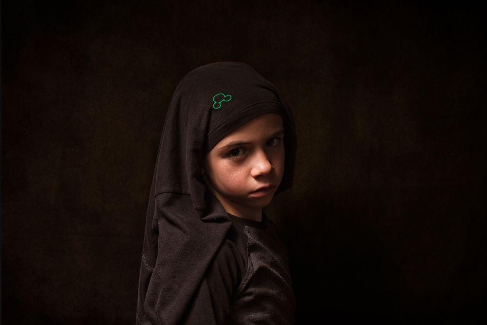 Photo in Random #child #kid #boy #portrait #mickey mouse #eyes