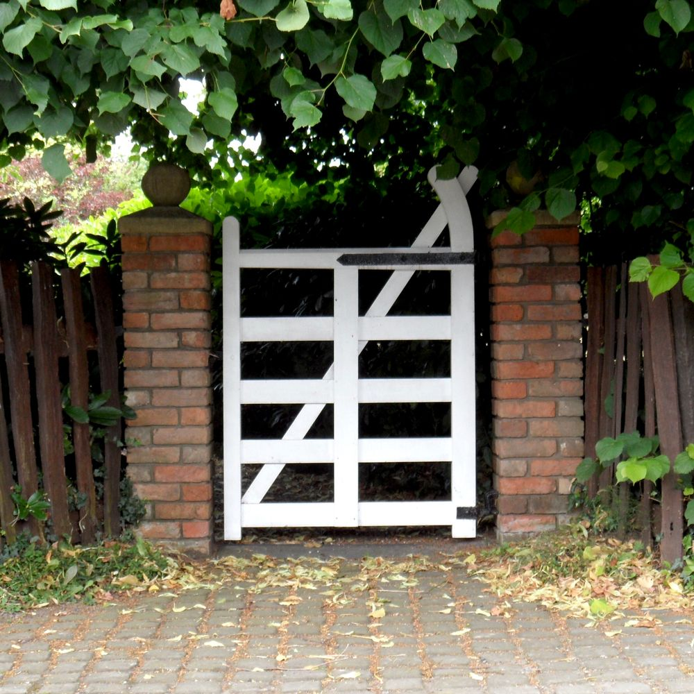 Photo in Street Photography #gate #entrance #cheshire