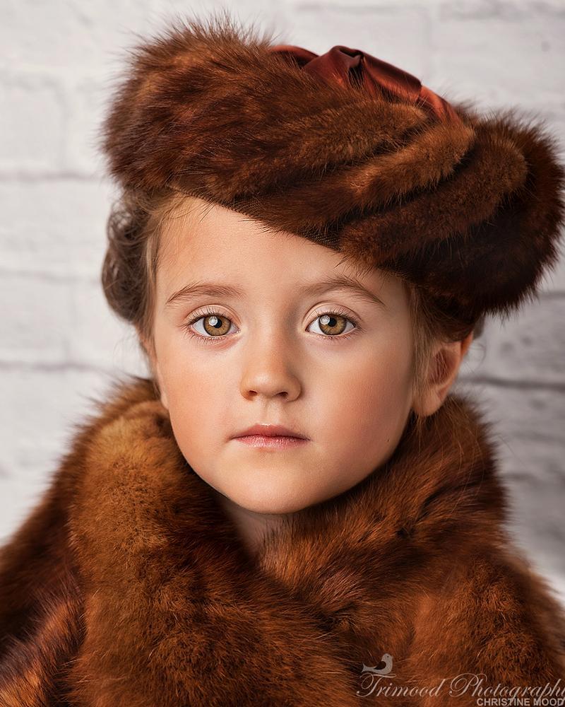 Photo in Fashion #girl child sweet little ha