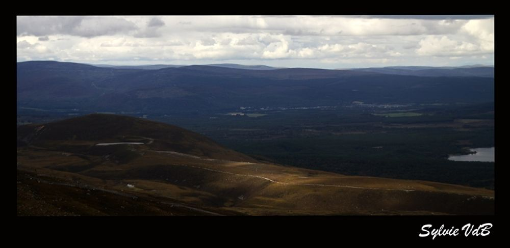 Photo in Random #view #mountain #cairngorn