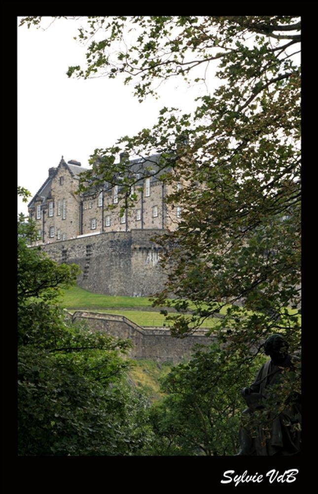 Photo in Random #castle #edinburgh