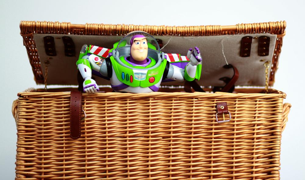 Photo in Celebrities #christmas #toy story #buzzlightyear #toys