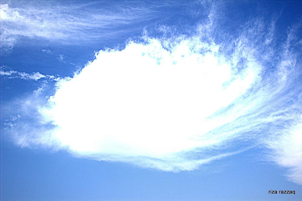 Photo in Random #blue #sky #white #cloud #daylight