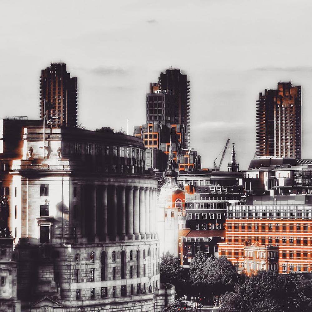 Photo in Cityscape #the barbican #london #brutalist architecture