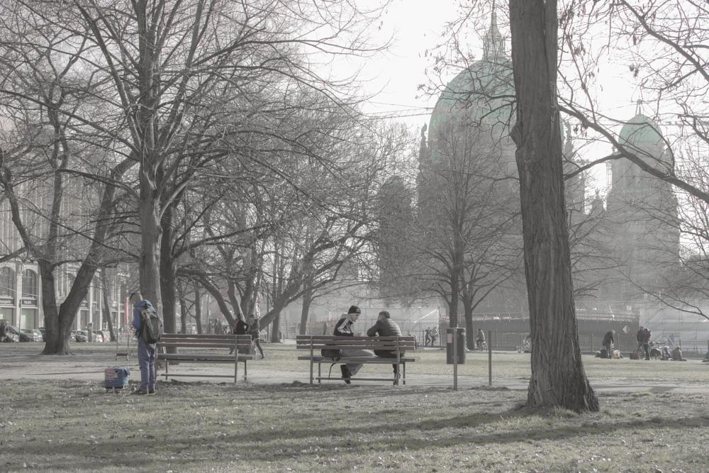Photo in Street Photography #berlin #germany #park