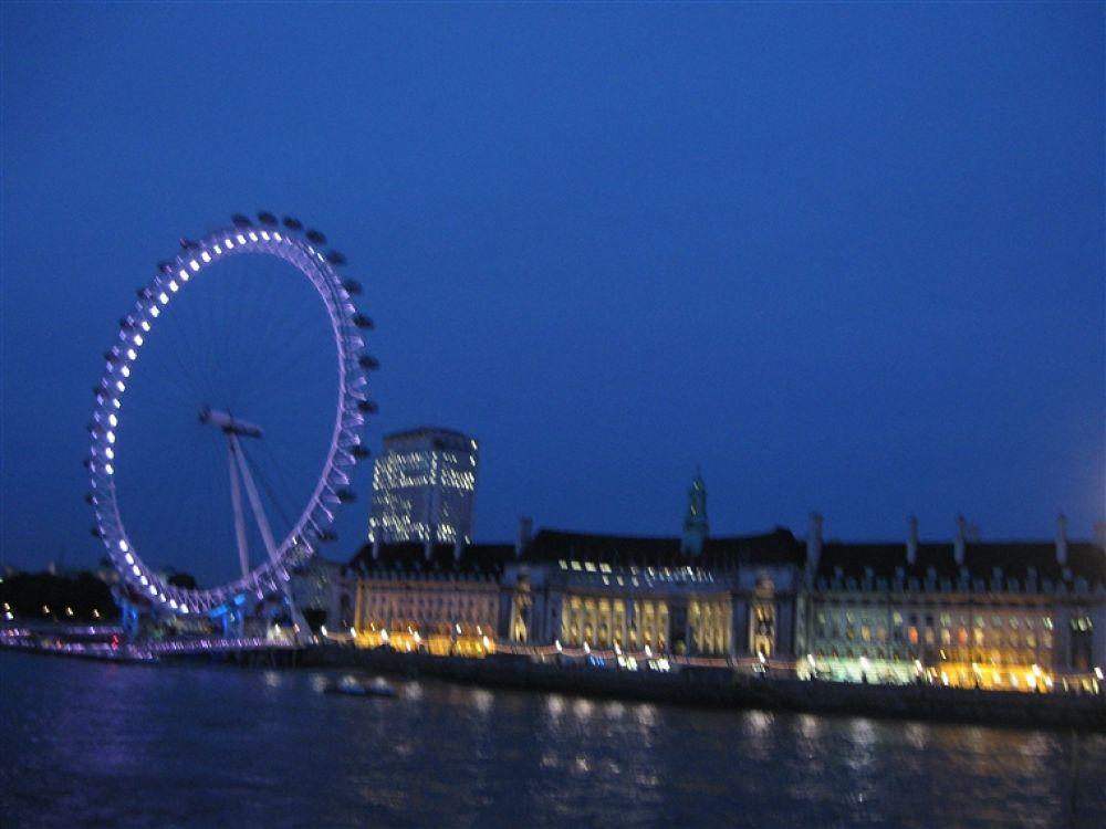 Photo in Random #london #eye..