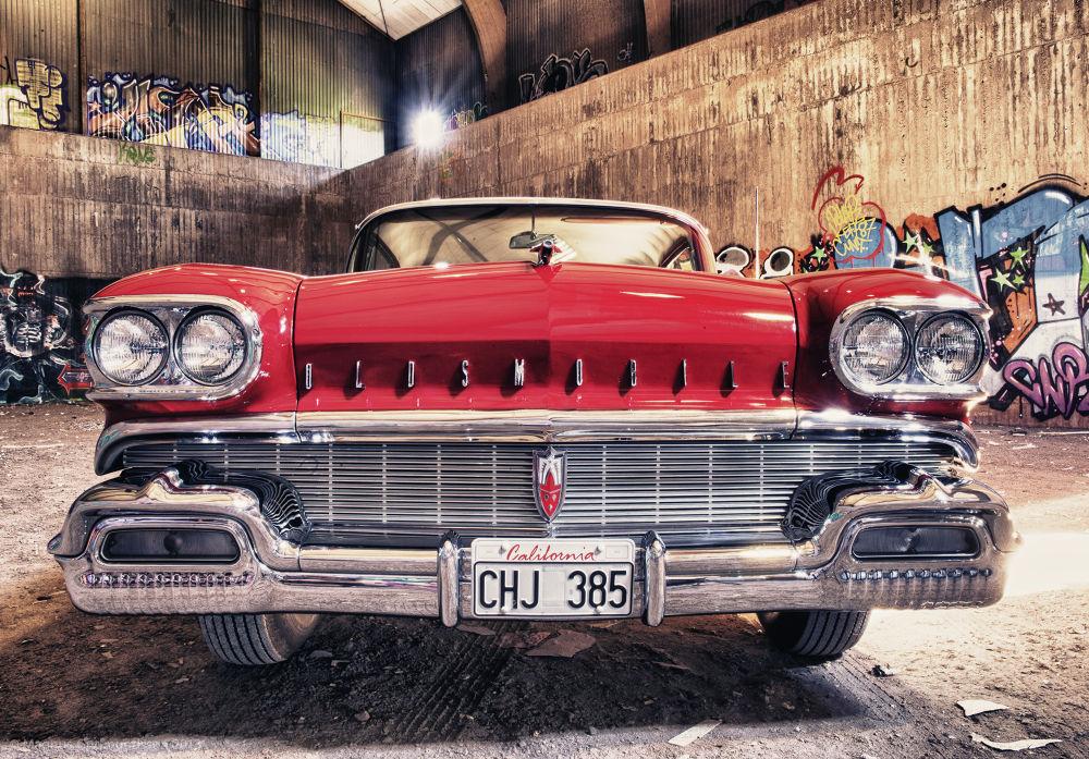 Photo in Vehicle #car #oldsmobile #eightyeight #eighty eight