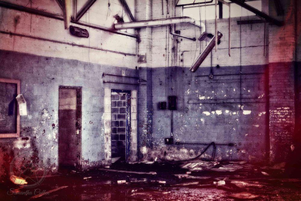 Photo in Random #usa #america #abandoned #school