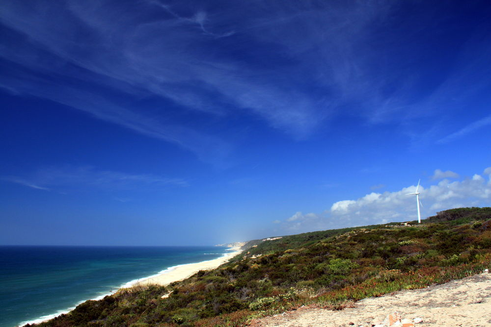 Photo in Landscape #nature #beaches #sea #water #sky