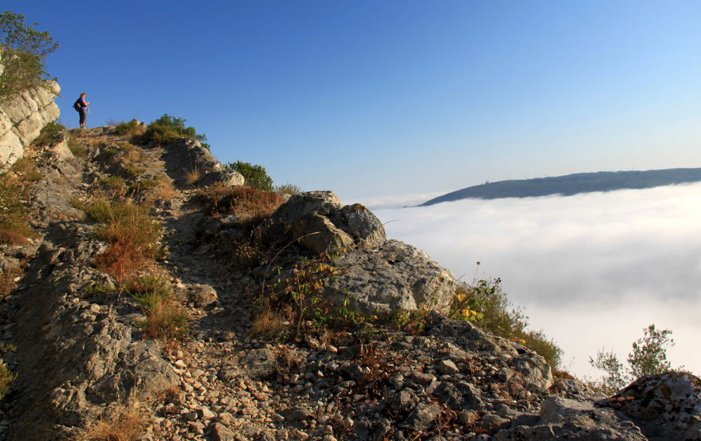 Photo in Landscape #nature #mountains #geocaching #zen #clouds #sky