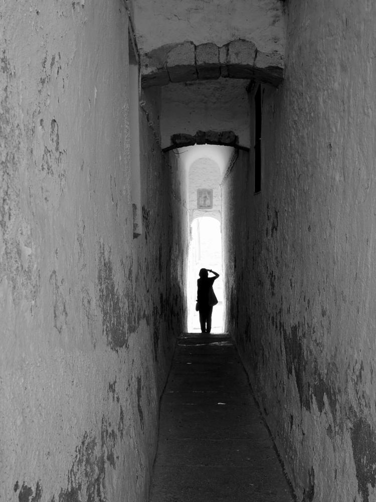 Photo in Black and White #people #places #discover