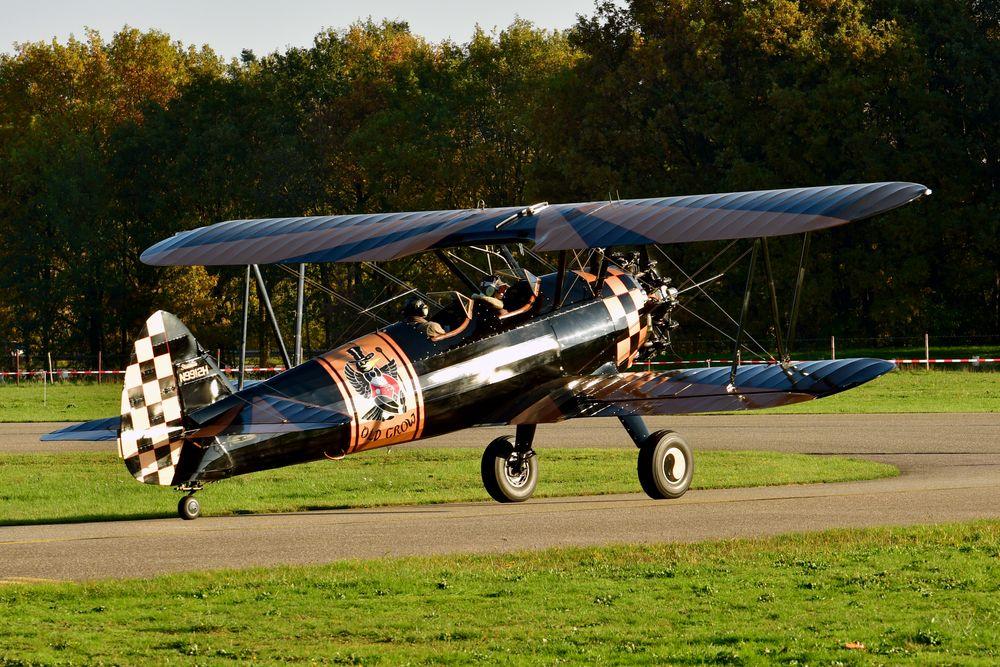 N9912H B75N1 cn 75-7213 [Old Crow] Vintage Aircraft Inc 191110 Seppe 1007
