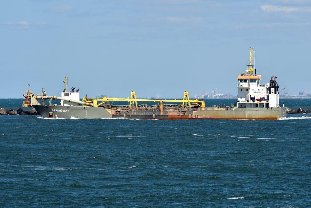 IMO 9664457 Strandway CY 200505 Maasvlakte 1003
