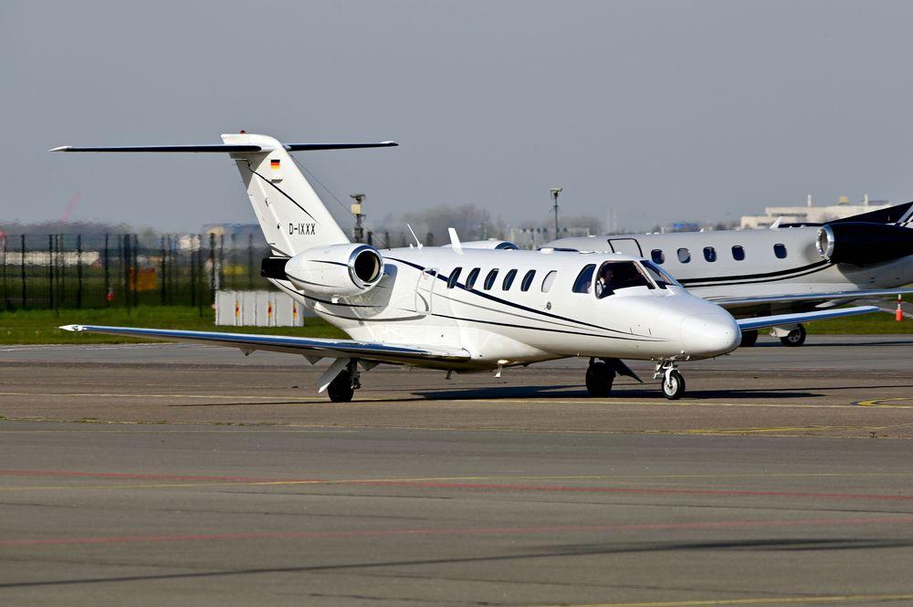 D-IXXX Cessna 525A Citation cn 525A-0080 ProAir Aviation 210428 Schiphol 1001