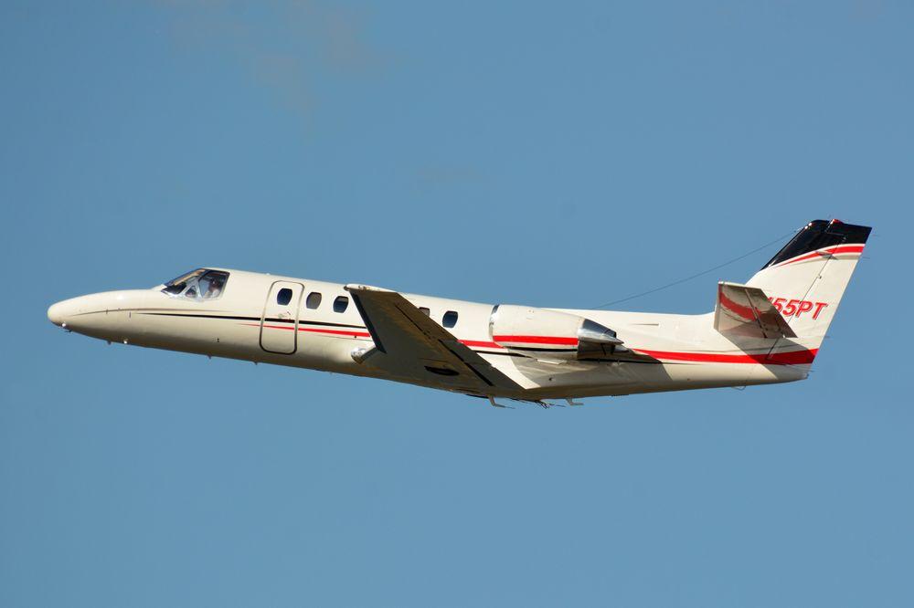 N155PT Cessna 560 cn 560-0257 Anderson Hay & Grain CO INC 190903 Portland International 1002