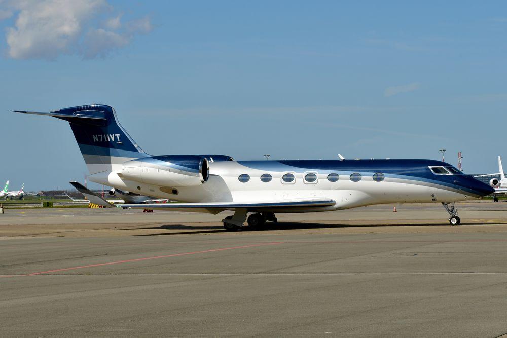 N711VT Gulfstream G500 cn 72050 Aerohead Aviation (unmarked) INC 210417 Schiphol 1006