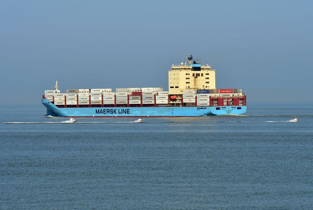 IMO 9775737 Vistula Maersk DK 210331 Maasvlakte 1005