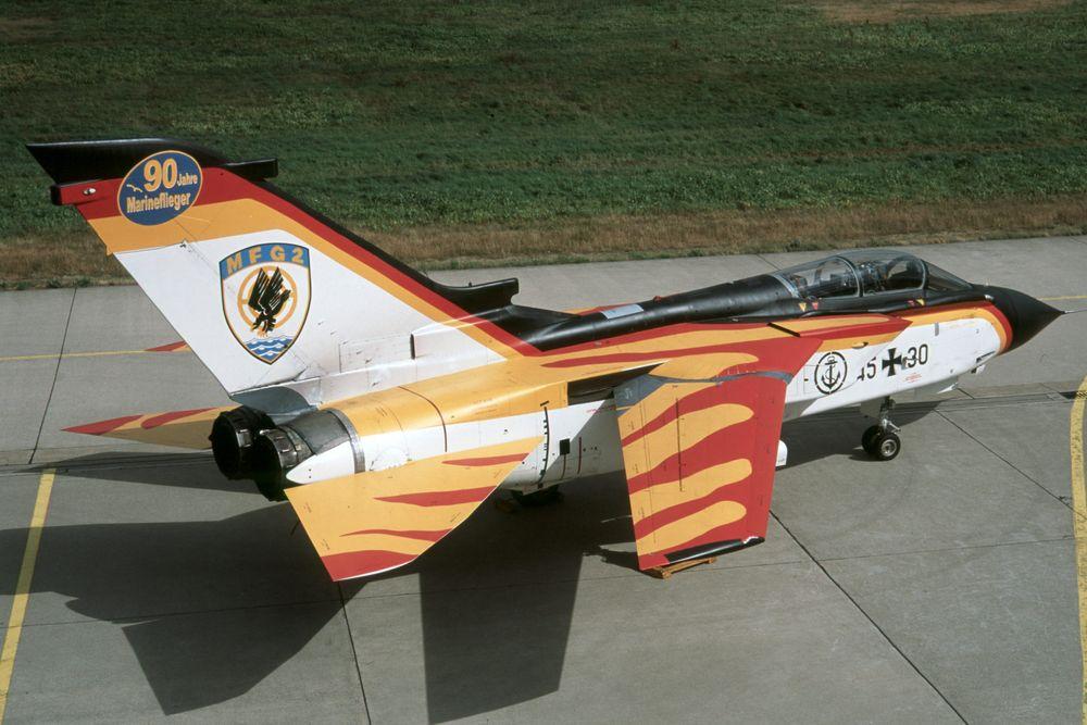 45+30 spc Tornado IDS GermanNavy MFG-2 030823 Eggebek 1001
