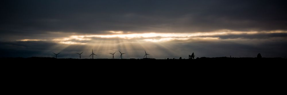 Photo in Landscape #goonhilly #earthstation #cornwall #the lizard #sunlight