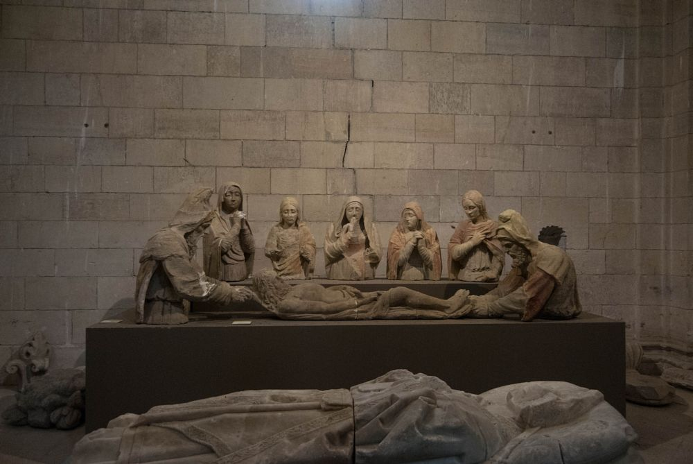Photo in Travel #monaserio #monastery #image #virgin #imagen #jesus #religion.