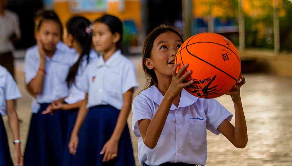 Photo in People #カンボジアの肖像、cambodia2016schoolp