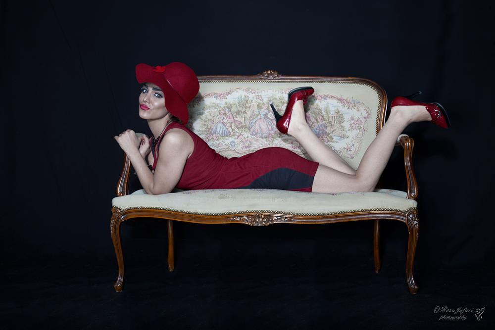 Photo in Portrait #female #woman #portrait #studio