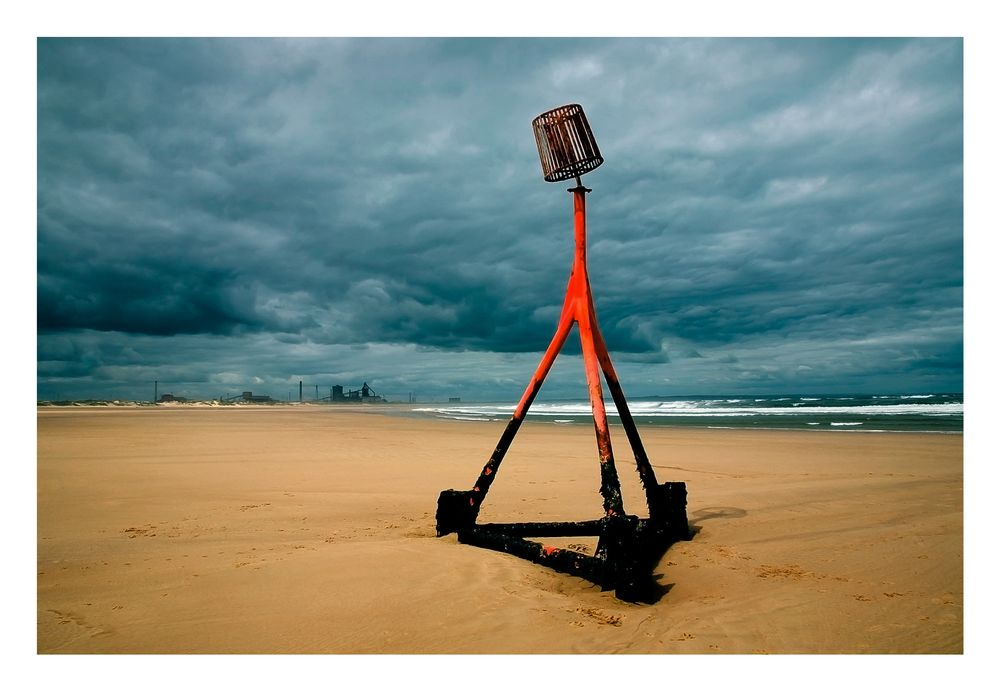 Photo in Landscape #redcar #beach marker #photographer #events photographer #art photographer in teesside #photographer in stockton on te #documentary photographer #street photography #fine art photography #manipulated photograph #digital art