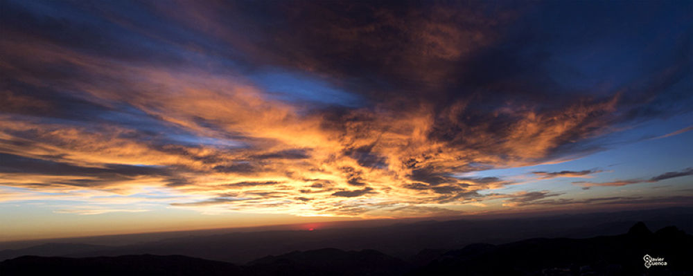Photo in Random #sky #granada #sierranevada #cielos