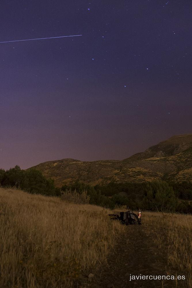 Photo in Random #sky #cielos #granada #star #estrellas