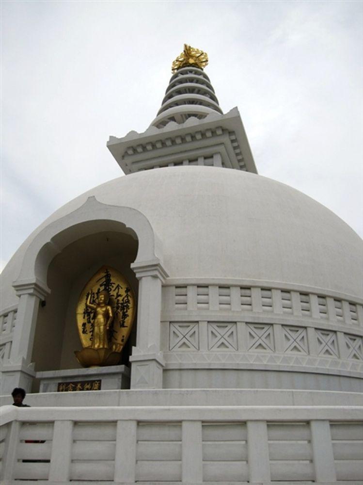 Photo in Random #world #peace #stupa