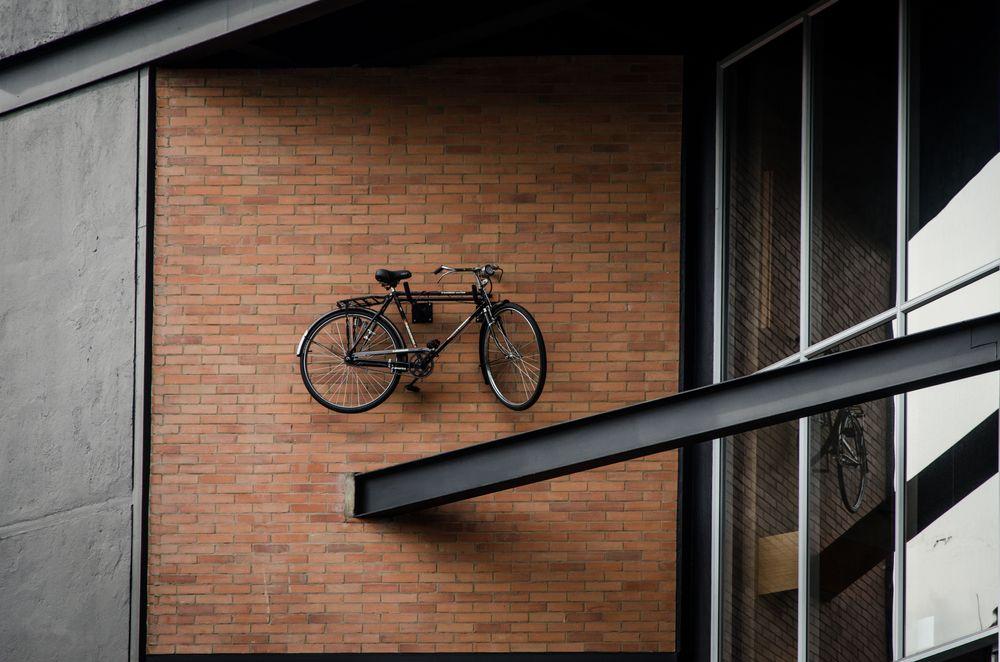 Photo in Architecture #bogota #bicicleta #edificio #arquitectura #building #travel