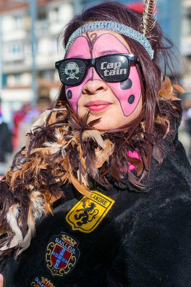 Photo in Portrait #carnaval de dunkerque #portrait