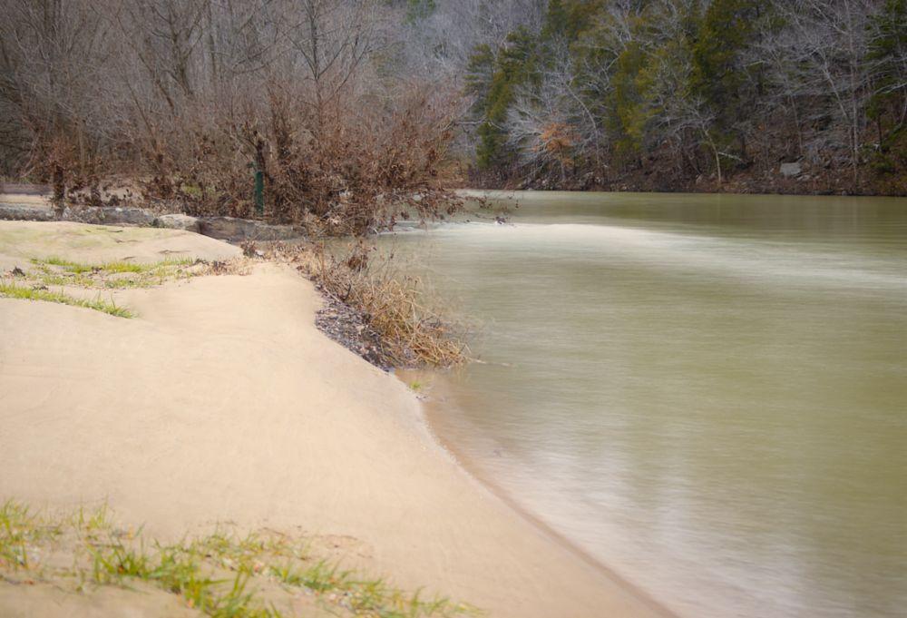 Photo in Landscape #sandy #shore #river #buffalo #camera #dslr #arkansas
