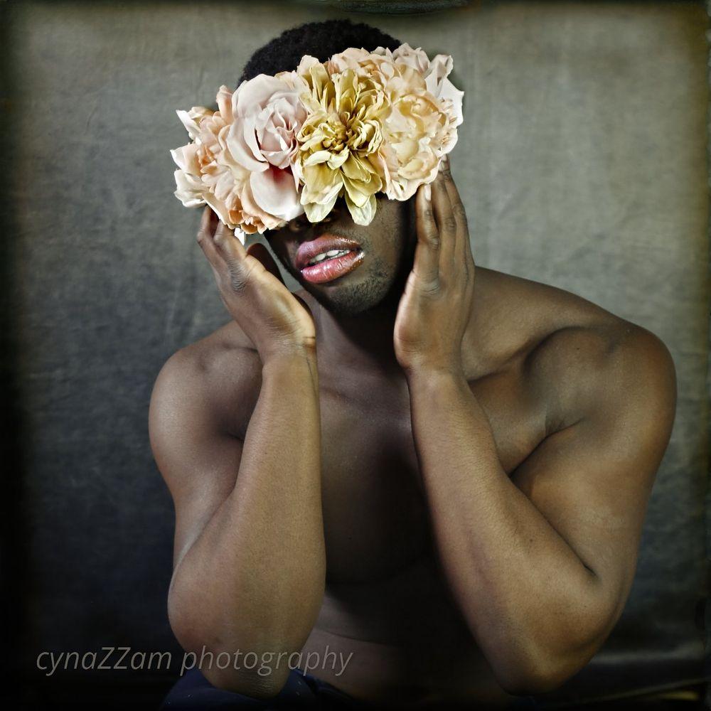 Photo in Random #cynazzam #creative #conceptual #photography #portraits #contemporary #fineart #roses