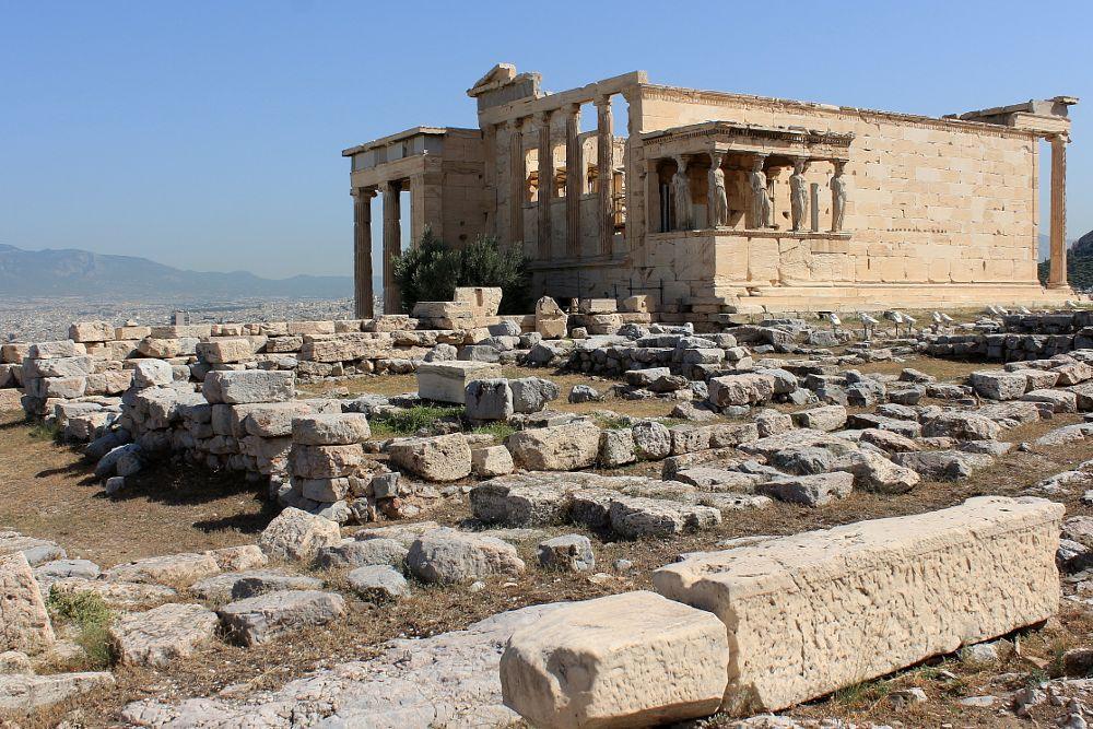 Photo in Architecture #akropolis #athens #greece #erechtheion