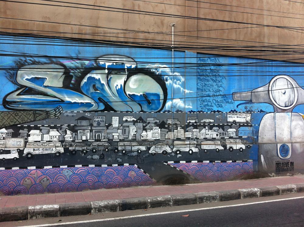 Photo in Street Photography #kuta #bali #colour #traffic