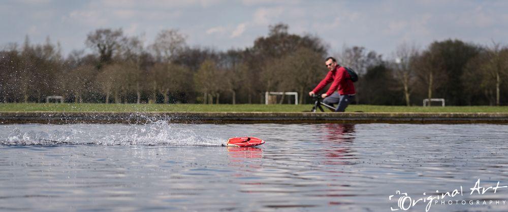 Photo in Random #model boat #speedboat #boat #spray #speed
