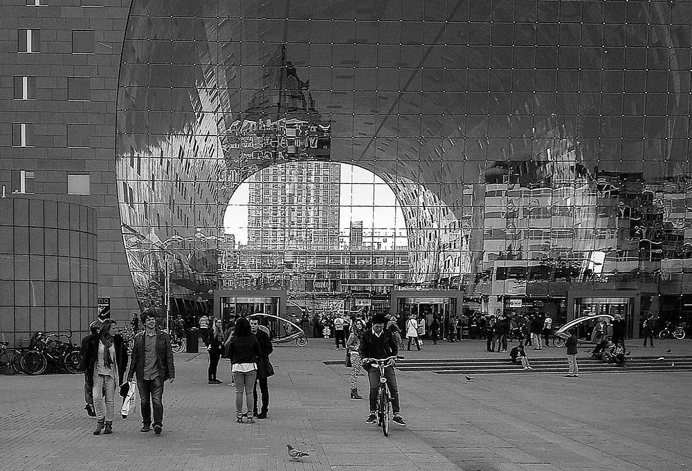 Photo in Street Photography #rotterdam