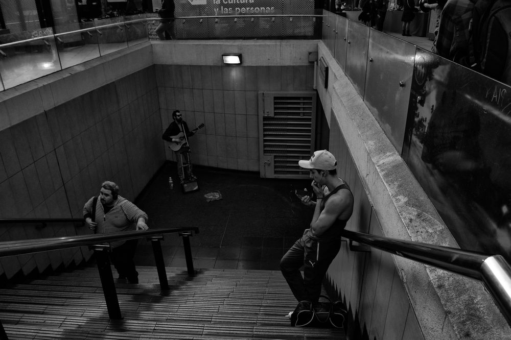 Photo in Street Photography #santiago #chile