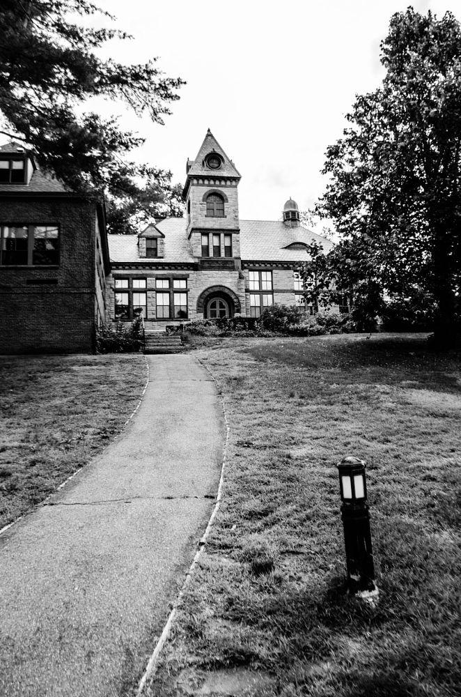 Photo in Architecture #asylum #insane #mental health