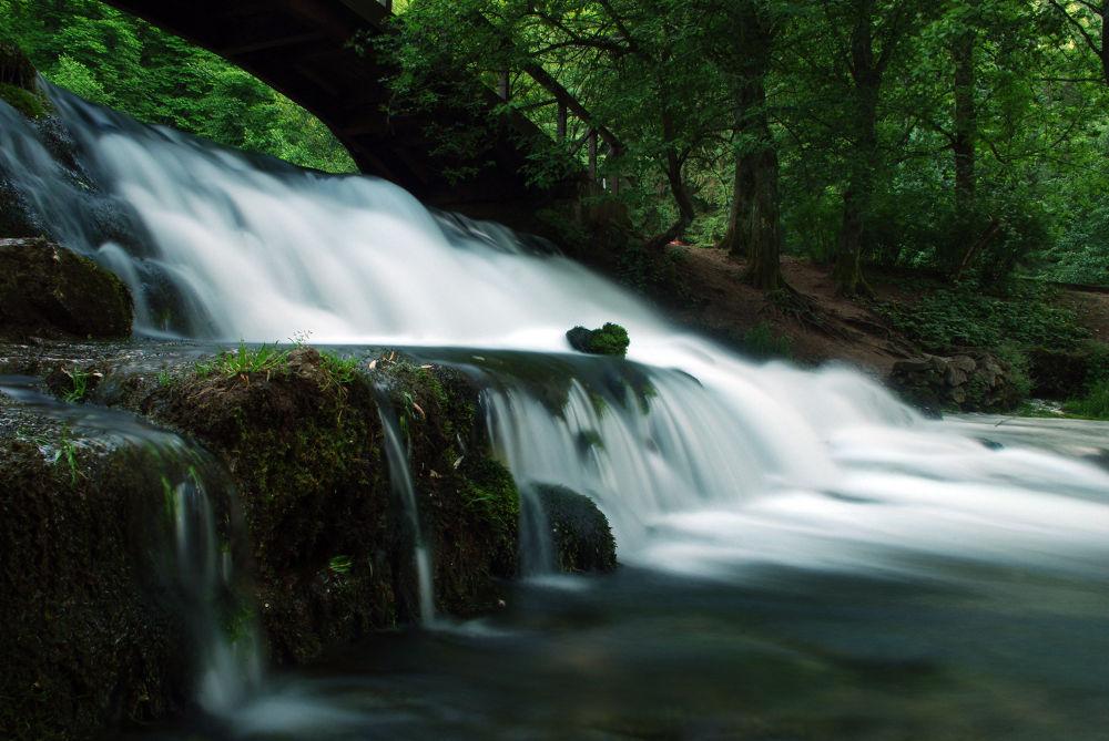 Photo in Landscape #river #sarajevo #bosna #green