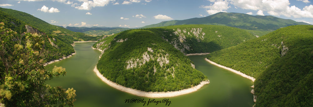 Photo in Landscape #river #vrbas #bosnien #landscape