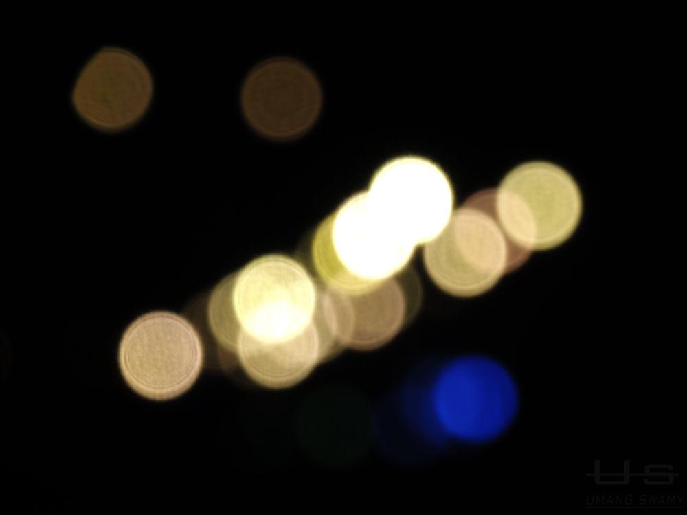 Photo in Random #bokeh #streetlights