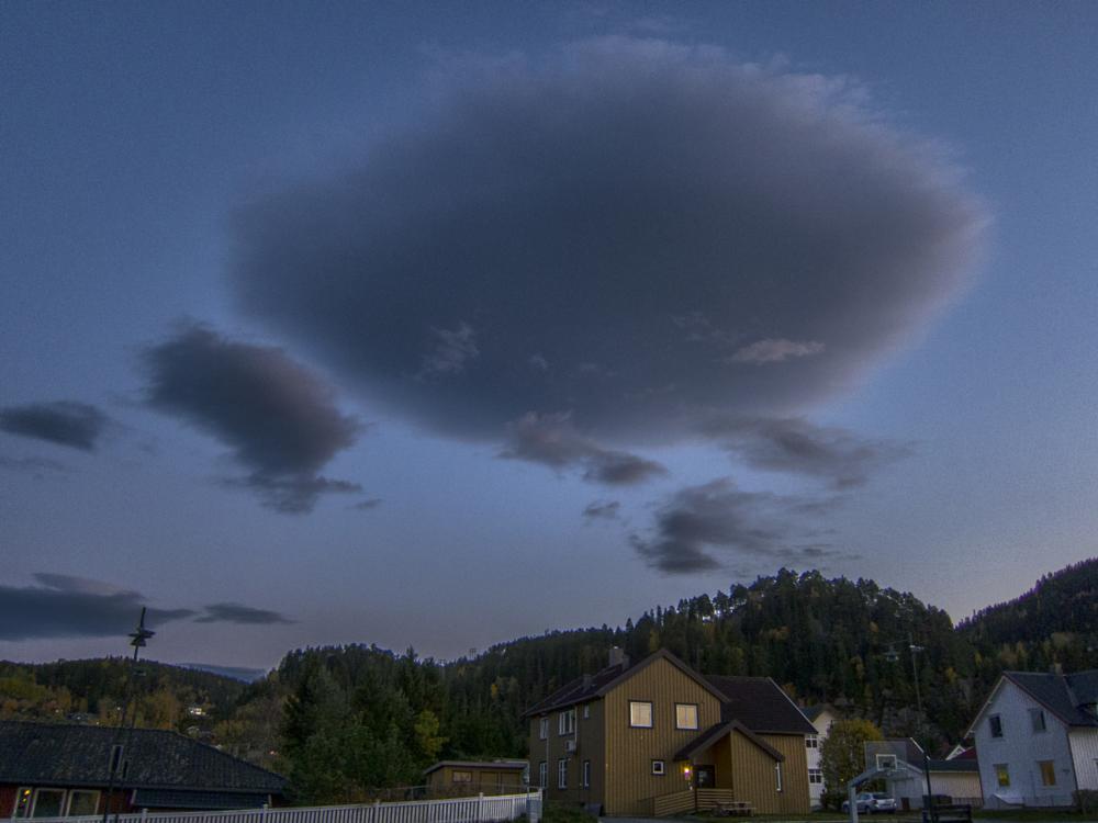 Photo in Nature #foto wang #clouds #klokkatihaugen #hommelvik #norway #odd rune wang