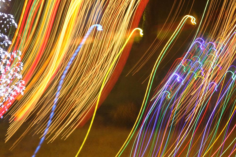 Photo in Abstract #lights #strreamers