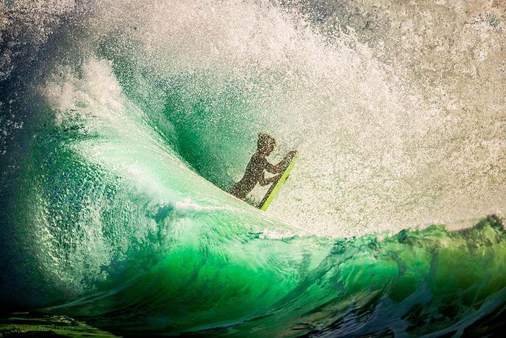 Photo in Sports #waves #surf #surfing #water