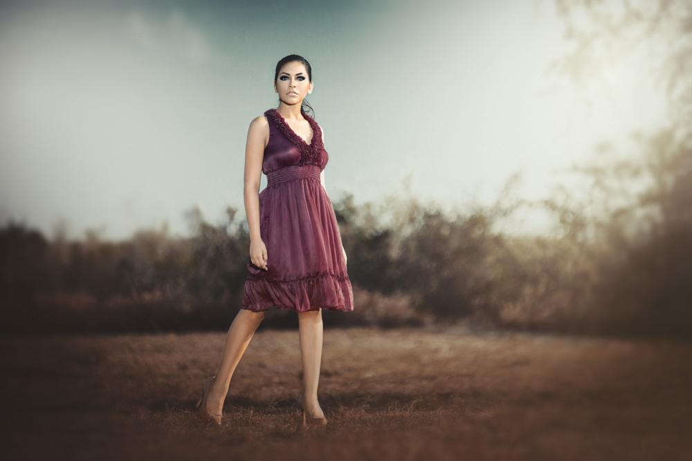 Photo in Fashion #fashion #photocontest #portrait #beauty #people